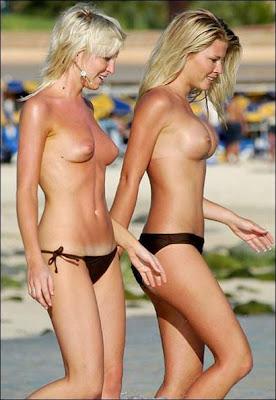 Chicas desnudas en una playa pblica - Oh Sexo Tube