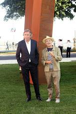 JEAN MAS et BERNAR VENET - 2010