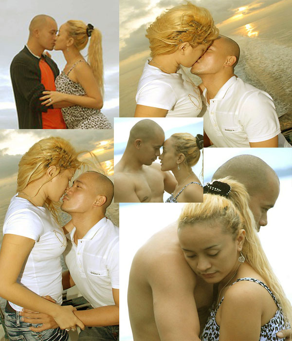 Ciuman Bibir Hot