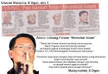 Apabila Anwar menyokong murtad!