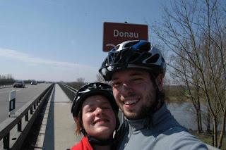 Fotorevival an der Donau