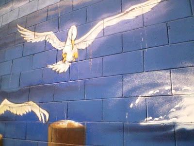 maximumlove: dropping in on greenpoint graffiti, brooklyn