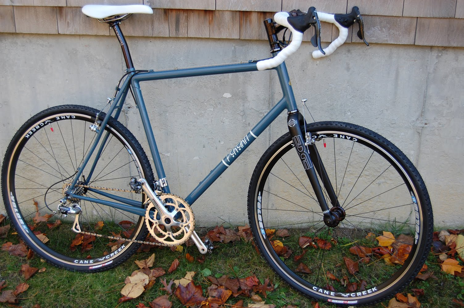 Plus One Lap Handmade Cyclocross Bike Greg S Pereira