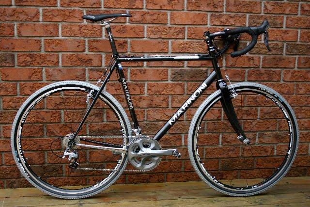 Plus One Lap Handmade Cyclocross Bike Josh S Marinoni