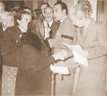 Evita , la fundadora...