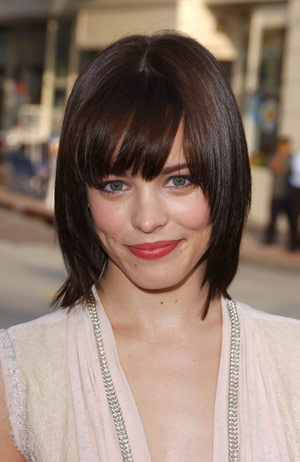 Medium Choppy Layered Hairstyles
