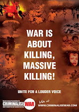 Vote to Criminalise War