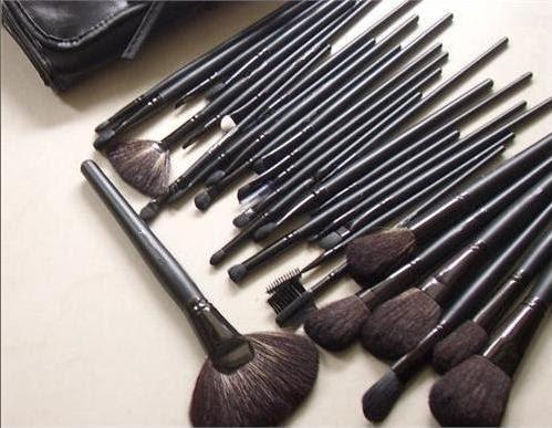 pengedar barangan makeup original new 32 pc pro cosmetic