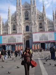 El Duomo de Milano (Parte Frontal)