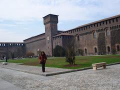 En el mismo castillo