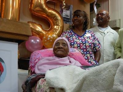 died at 115