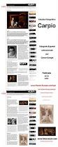 CARPIO PUBLICADO EN LA PAGINA WEB DE CANON EUROPA.