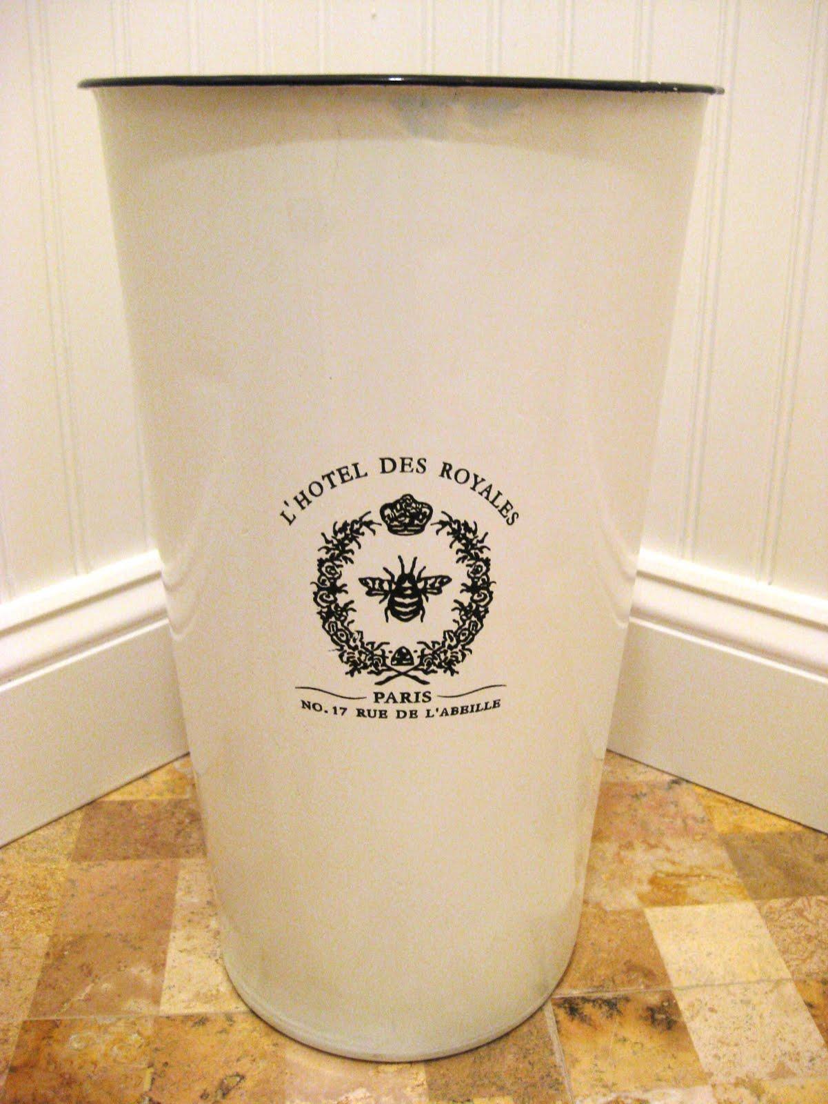 Wastebasket Options