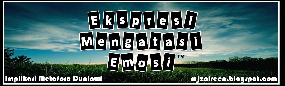 Ekspresi Mengatasi Emosi