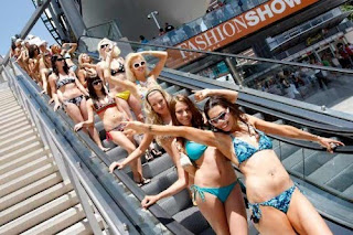 Las vegas world's largest bikini