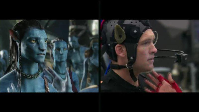 avatar motion capture technology