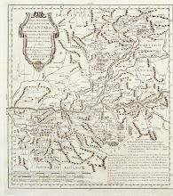 Mapa Geográfico de Alcántara