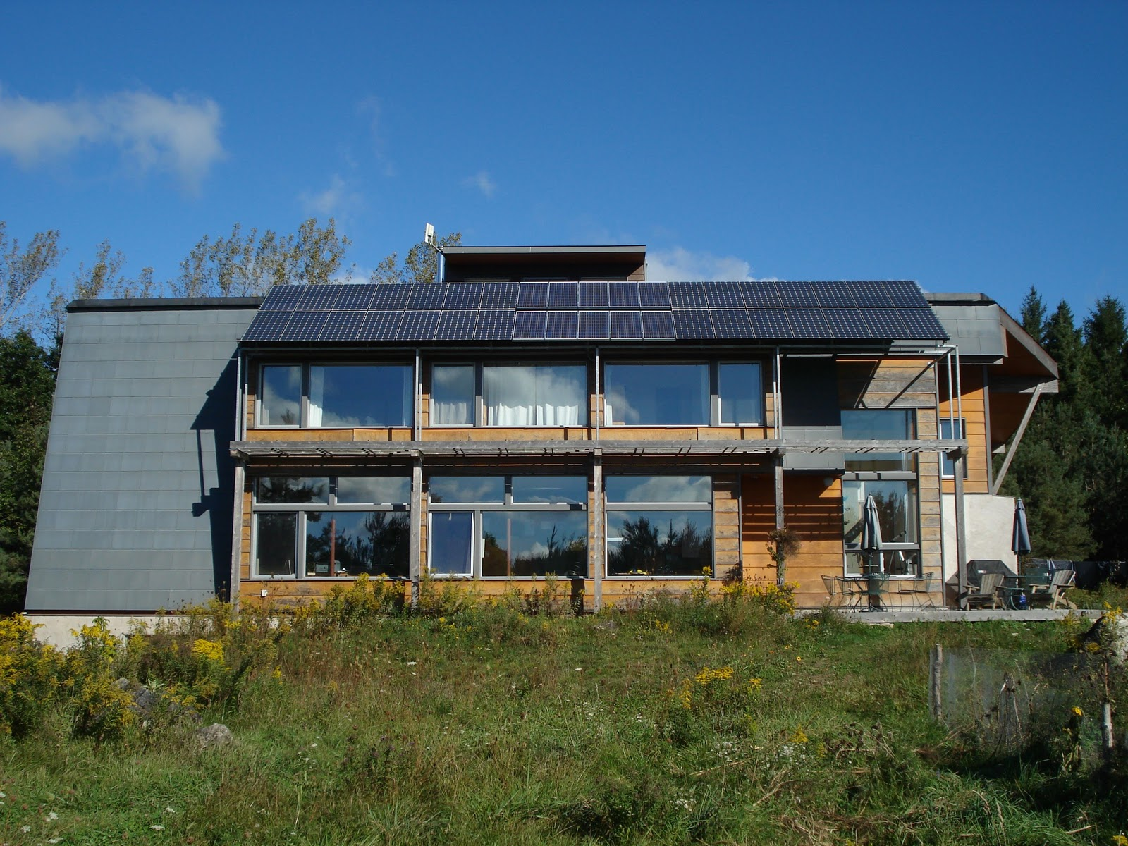 The Solar Village By John Wilson Solar Dream Home