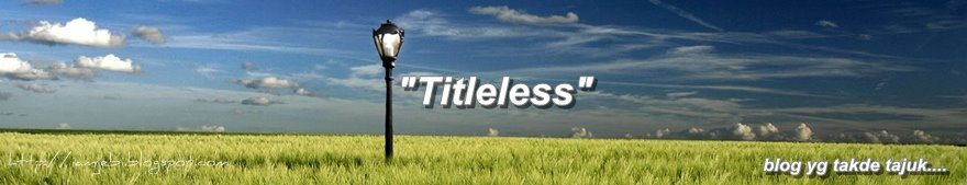 titleless
