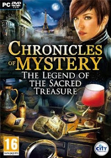 Chronicles of Mystery The Legend of The Sacred Treasure [FINAL]