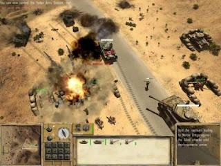Desert Rats vs Afrika Korps [FINAL]