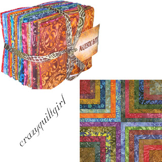 Moda MAJESTIC BATIKS Fat Quarter Bundle