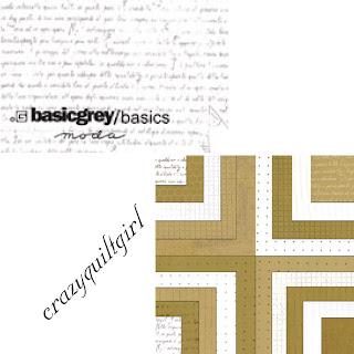 Moda BASICS Fabric by basicgrey