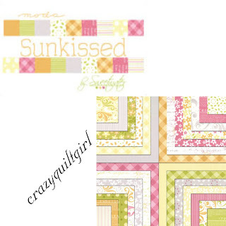 Moda SUNKISSED Quilt Fabric by Sweetwater