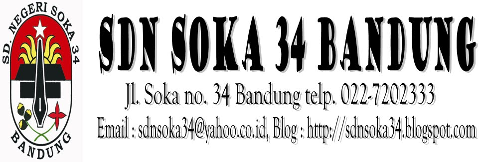 SDN Soka 34 BANDUNG