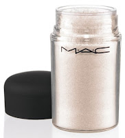 mac alice olivia pigment if it sparkles