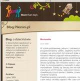 Mój blog o dzieciństwie