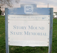Story Mound Sign