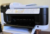 new printer installed
