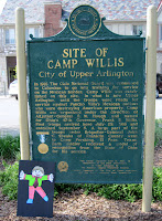 Camp Willis location