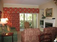 Williamsburg living room