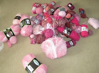 pink stash