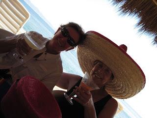 crocked beach partiers