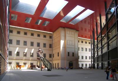 Madrid, museo national centro de arte Reina Sofia (4)