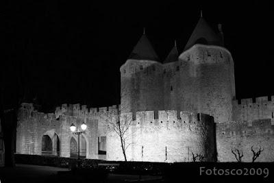 Carcassonne, la Cité by night (2)