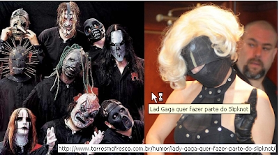 lady gaga slipknot