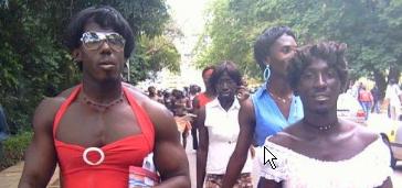 parada gay na África
