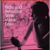 capa do álbum write about love do belle and sebastian