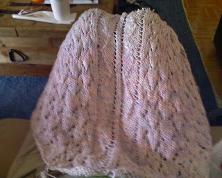Neverending Shawl
