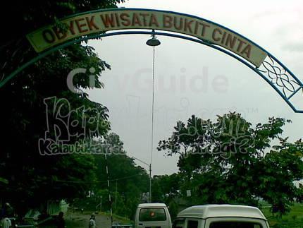 Bukit Cinta merupakan bukit yang terletak di Desa Kebondowo Kecamatan ...