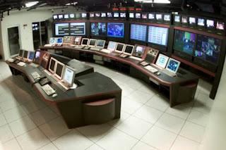 Master Control Room atau sistem kendali siar