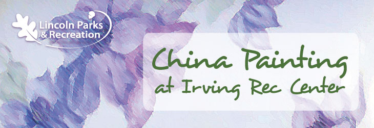China Painting at Irving Recreation Center