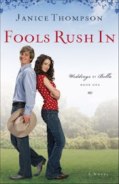 BOOK ONE: FOOLS RUSH IN
