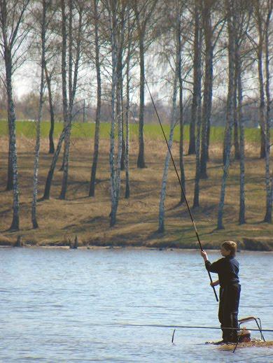 весенняя рыбалка на сенеже