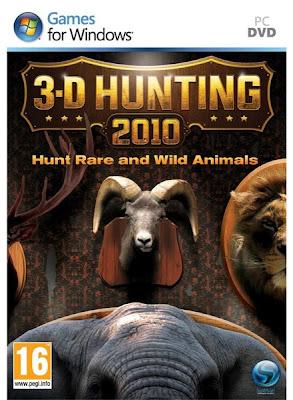 3D Hunting 2010   PC