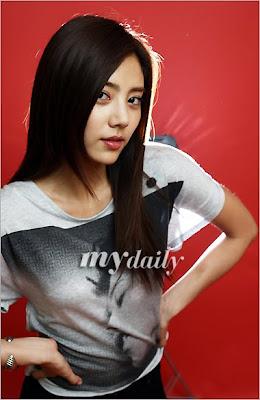 Son Dam Bi Picture